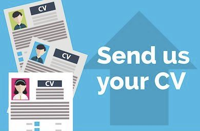 Send us your CV image - Chas Berger